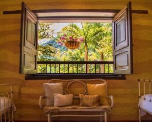 Suite Junior - Ave del Paraíso